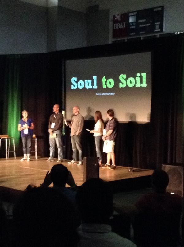Team presentations - Soul to Soil