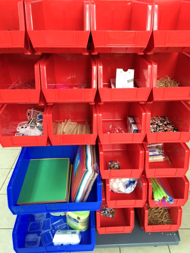 maker cart for rapid prototyping at MVPS- #fuse15