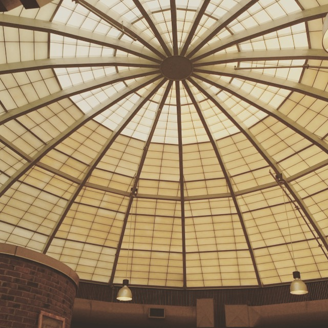 Under the Dome @ Krause Center of Innovation - Omainsky iPhone5,  July 2015